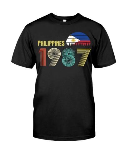 PHILIPPINES 1987