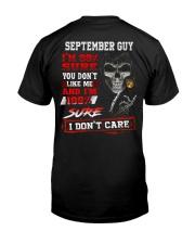 DONT CARE 9 Classic T-Shirt thumbnail