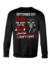 DONT CARE 9 Crewneck Sweatshirt thumbnail