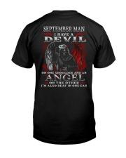 DEVIL MAN 9 Classic T-Shirt thumbnail