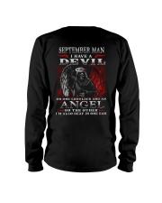 DEVIL MAN 9 Long Sleeve Tee thumbnail