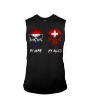 Home Netherlands - Blood Switzerland Sleeveless Tee thumbnail