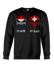 Home Netherlands - Blood Switzerland Crewneck Sweatshirt thumbnail