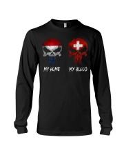 Home Netherlands - Blood Switzerland Long Sleeve Tee thumbnail