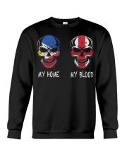 My Home Philippinese - England Crewneck Sweatshirt thumbnail