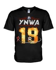YNWA FRONT V-Neck T-Shirt thumbnail