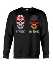 My Home Canada - Germany Crewneck Sweatshirt thumbnail