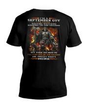 WAITING 9 V-Neck T-Shirt thumbnail