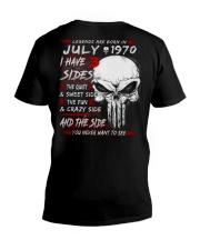 1970-7 V-Neck T-Shirt thumbnail