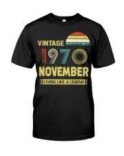 LIVING 70 11 Classic T-Shirt thumbnail