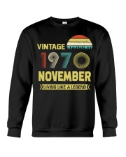LIVING 70 11 Crewneck Sweatshirt thumbnail