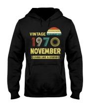 LIVING 70 11 Hooded Sweatshirt front
