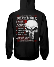 3 SIDE NEW 12 Hooded Sweatshirt thumbnail