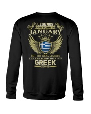 LG GREEK 01 Crewneck Sweatshirt thumbnail