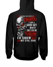 GOODGUY NEW 3 Hooded Sweatshirt back