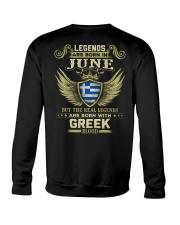 LG GREEK 06 Crewneck Sweatshirt thumbnail