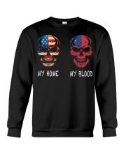 My Blood - Samoa Crewneck Sweatshirt thumbnail