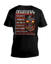 KING REAL 1 V-Neck T-Shirt thumbnail