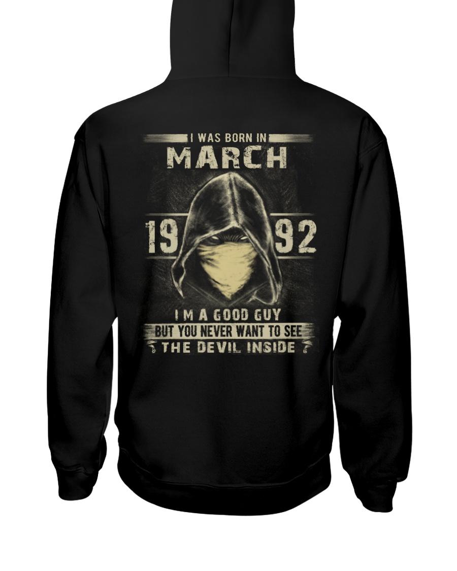 GOOD GUY 1992-3 Hooded Sweatshirt