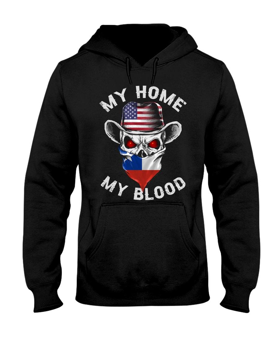 Chile Hooded Sweatshirt