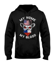 Chile Hooded Sweatshirt front