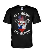 Chile V-Neck T-Shirt thumbnail