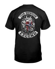 Legend-Team Norwegian Classic T-Shirt back