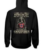 NORWEGIAN GUY - 04 Hooded Sweatshirt thumbnail