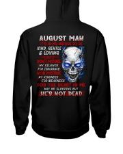 MY NATURE 8 Hooded Sweatshirt back