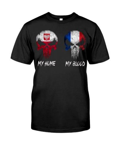 Home Poland - Blood France