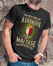 Dad-Maltese Classic T-Shirt lifestyle-mens-crewneck-front-4