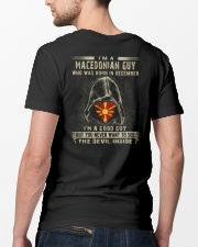 MACEDONIAN GUY - 012 Classic T-Shirt lifestyle-mens-crewneck-back-5