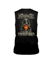MACEDONIAN GUY - 012 Sleeveless Tee thumbnail