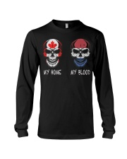 My Home Canada - Netherlands Long Sleeve Tee thumbnail