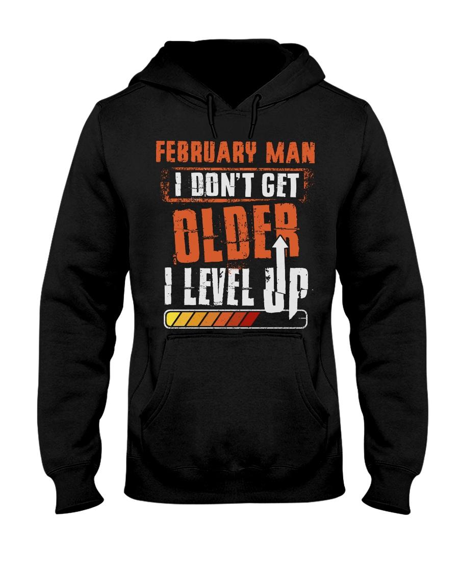 LEVEL UP 2 Hooded Sweatshirt