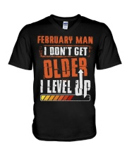 LEVEL UP 2 V-Neck T-Shirt thumbnail