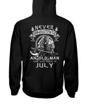NEVER 7 Hooded Sweatshirt thumbnail