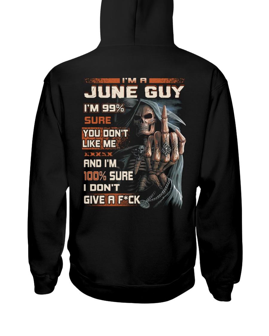 GUY SURE 6 Hooded Sweatshirt
