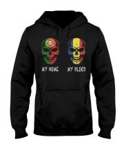 My Home Portugal - Romania Hooded Sweatshirt thumbnail