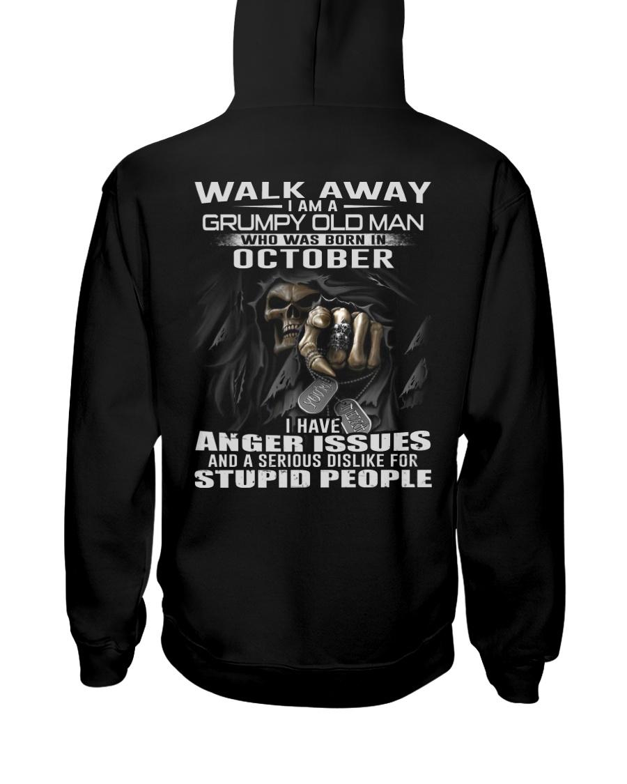 AWAY 010 Hooded Sweatshirt