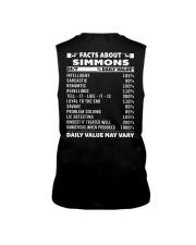 SIMMONS Sleeveless Tee thumbnail
