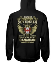 LEGENDS CANADIAN - 011 Hooded Sweatshirt thumbnail