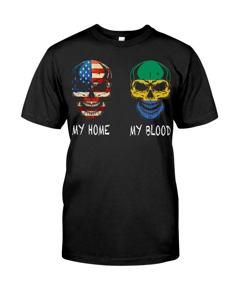 My Blood - Gabon Classic T-Shirt
