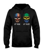 My Blood - Gabon Hooded Sweatshirt thumbnail