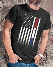 Country - Netherlands Classic T-Shirt lifestyle-mens-crewneck-front-4