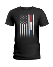 Country - Netherlands Ladies T-Shirt thumbnail
