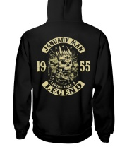 MAN 55- 1 Hooded Sweatshirt thumbnail