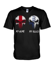 Birmingham V-Neck T-Shirt thumbnail