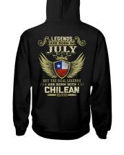 LEGENDS CHILEAN - 07 Hooded Sweatshirt thumbnail