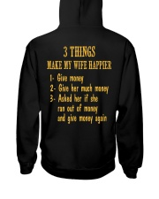 WIFE HAPPIER 02 Hooded Sweatshirt tile